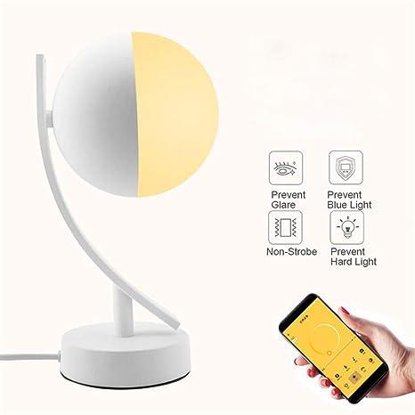 Lámparas De Mesa Consola De Música Inteligente Lámpara De ...