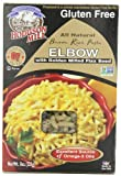 Hodgson Mill Gluten Free Brown Rice All Natural Elbow Pasta with Milled Flaxseed, 8-Ounce Boxes (Pack of 6)