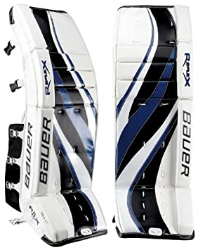 Bauer Reflex RX6 Goalie Leg Pads [JUNIOR], Sports & Outdoors