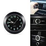 REACHS Car Dashboard Clock Cars Air Vent Quarz