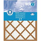 16x24x1, Protect Plus Industries Air Filter, MERV 7