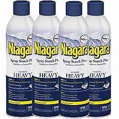 Niagara Heavy Spray Starch Plus Durafres...