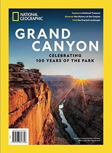 - National Geographic Grand Canyon