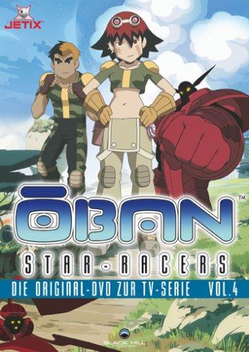 Oban Star Racers Vol. 4 - Episode 07-08 [Import allemand]
