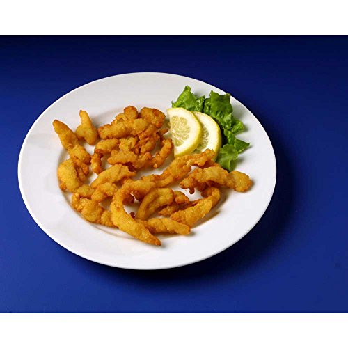 Pre-Fried Breaded Natural Clam Strip, 1 Pound -- 6 per (Clam Strips)