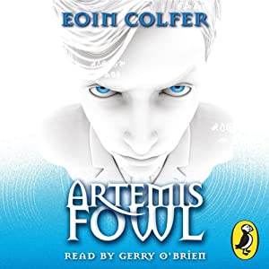 Artemis Fowl Audiobook
