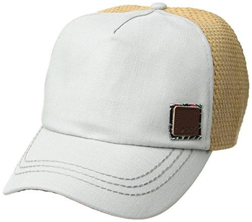 (Roxy Junior's Incognito Baseball Hat, Lunar Rock One Size)