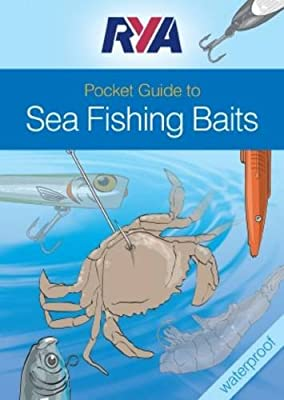 RYA Pocket Guide to Sea Fishing Baits by Royal Yachting Association