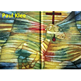 186 Color Paintings of Paul Klee - German Surrealist Painter (December 18, 1879 - June 29, 1940)