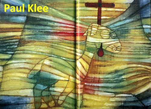 186 Color Paintings of Paul Klee - German Surrealist Painter (December 18, 1879 - June 29, 1940) (English Edition)