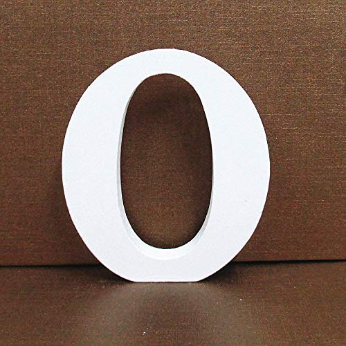 AMOFINY Home Decor Wood Wooden Letters White Alphabet Wedding Birthday Party Home Decorationations