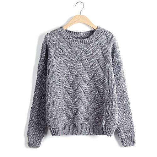 Size Small Grey E Ferza Maglia Maniche Cuore T shirt Lavorata Scollo Home Lunghe Con In color Da Grey A Donna TUTaAngqrP