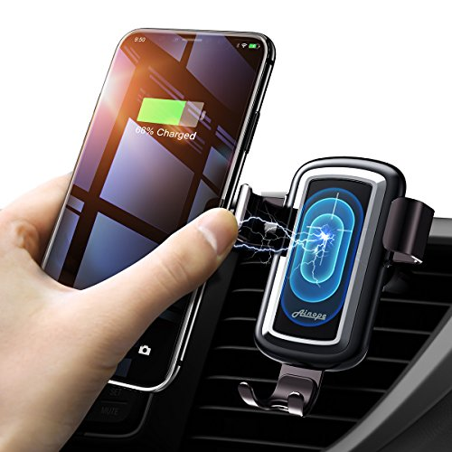 low-cost Wireless Car Charger Mount, Qi Fast Charging Car