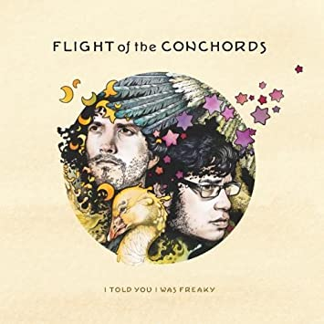 Flight Of The Conchords I Told You I Was Freaky Vinyl Amazon