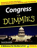Congress For Dummies helps you sort out what Congress does on a daily basis and what it all means to you, the citizen. It shows you how to get organized, make your voice heard, and influence legislation that might affect you. Full of helpful resource...