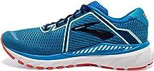 Brooks Adrenaline GTS 20, Zapatillas para Correr para Mujer, Blue Navy Coral, 36.5 EU