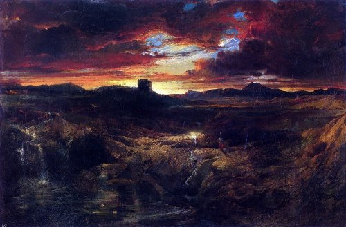 - Thomas Moran Childe Roland to the Dark Tower Came - 18