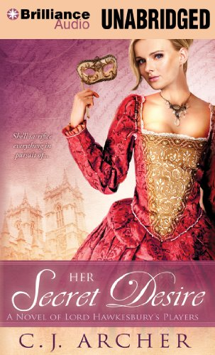Her Secret Desire (A Novel of Lord Hawkesbury's Players)