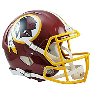 Washington Redskins Officially Licensed Speed Authentic Football Helmet
