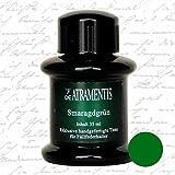 DE ATRAMENTIS Smaragdgrün - Tinte für Füllfederhalter