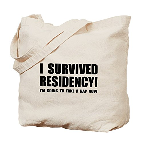 CafePress Residency Survivor Tote Bag - Standard Multi-color by CafePress