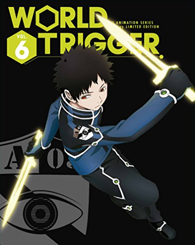 Animation - World Trigger Vol.6 [Japan BD] BSTD-9506