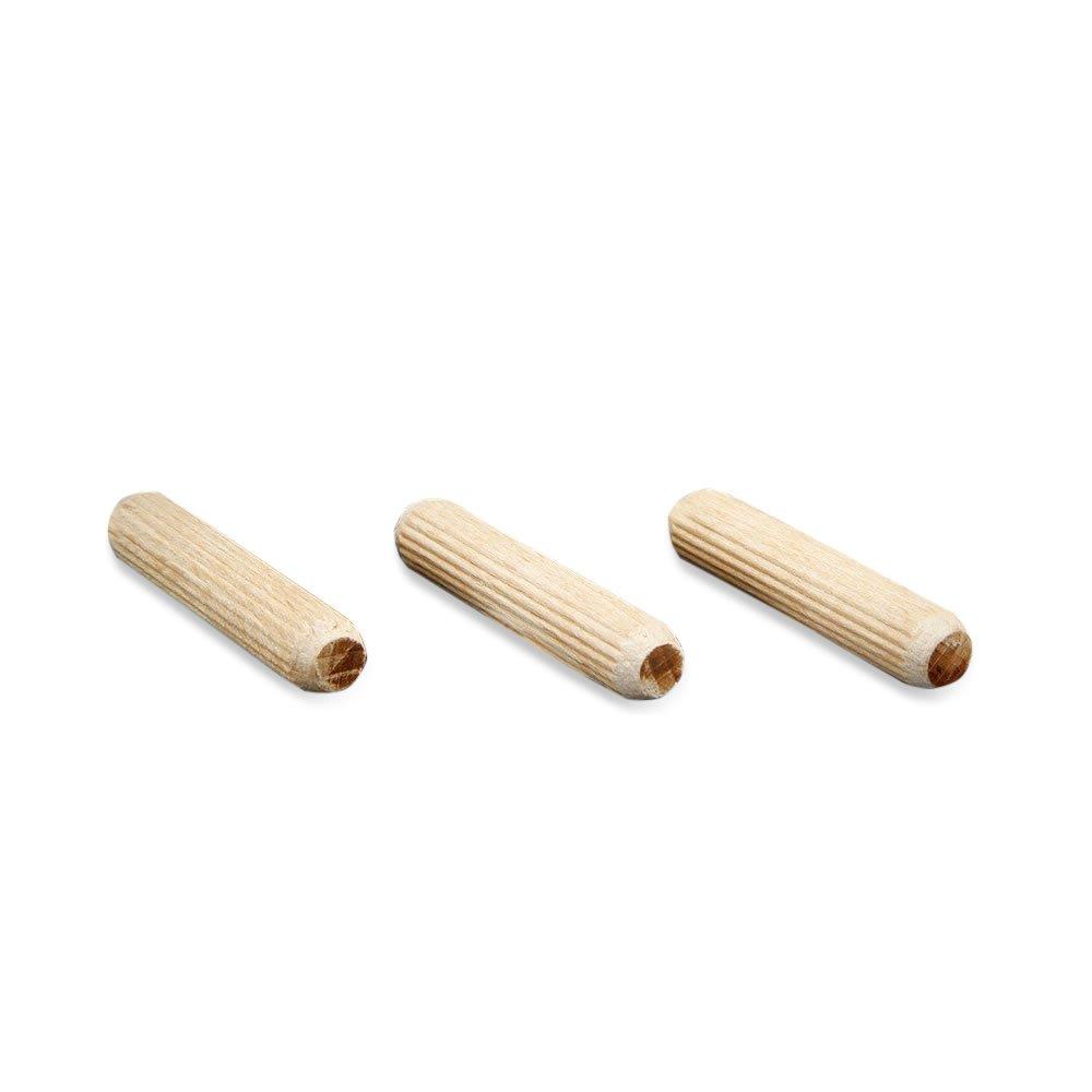 Holzdü bel fü r den Mö belbau 8 mm, 40 Stk HDM
