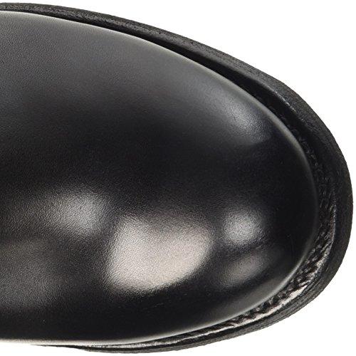 Bikkembergs Vintage 174 H.Boot W Dyed Leat, Zapatillas Altas para Mujer negro