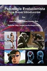 Psicología Evolucionista: Una Breve Introducción (Spanish Edition) Paperback