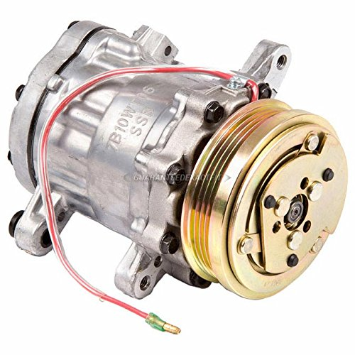 Brand New Premium Quality AC Compressor & A/C Clutch For Suzuki And Geo - BuyAutoParts 60-01122NA New