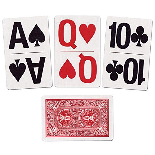 Bicycle Large Print Playing Cards Large Print