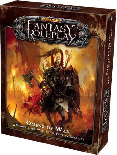 (Warhammer Fantasy Roleplay: Omens of War)