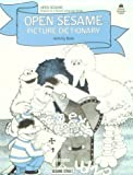 Open Sesame: Picture Dictionary: Activity Book by Jill Wagner Schimpff (1988-03-31)