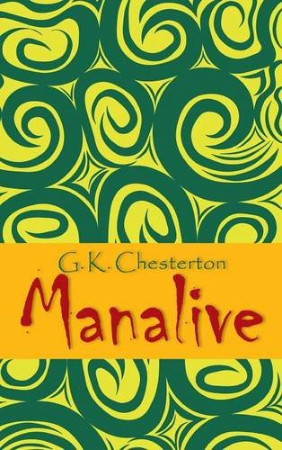 book cover of Manalive