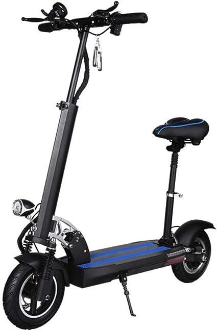 LOLOP Bicicleta eléctrica Aleación de Aluminio sin Cadena Vehículo ...