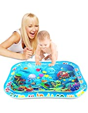 Tummy Time Baby Water Play Mat Toys