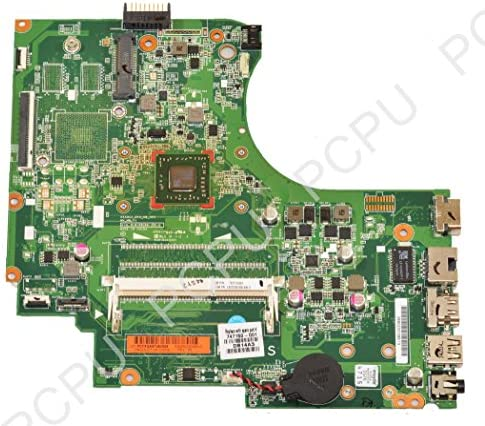 HP 15-D Laptop Motherboard w// AMD A6-5200 2.0Ghz CPU 02020GJ00-600-G