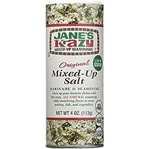 JANE'S, Krazy, Mixed Up Salt, Pack of 12, Size 4 OZ