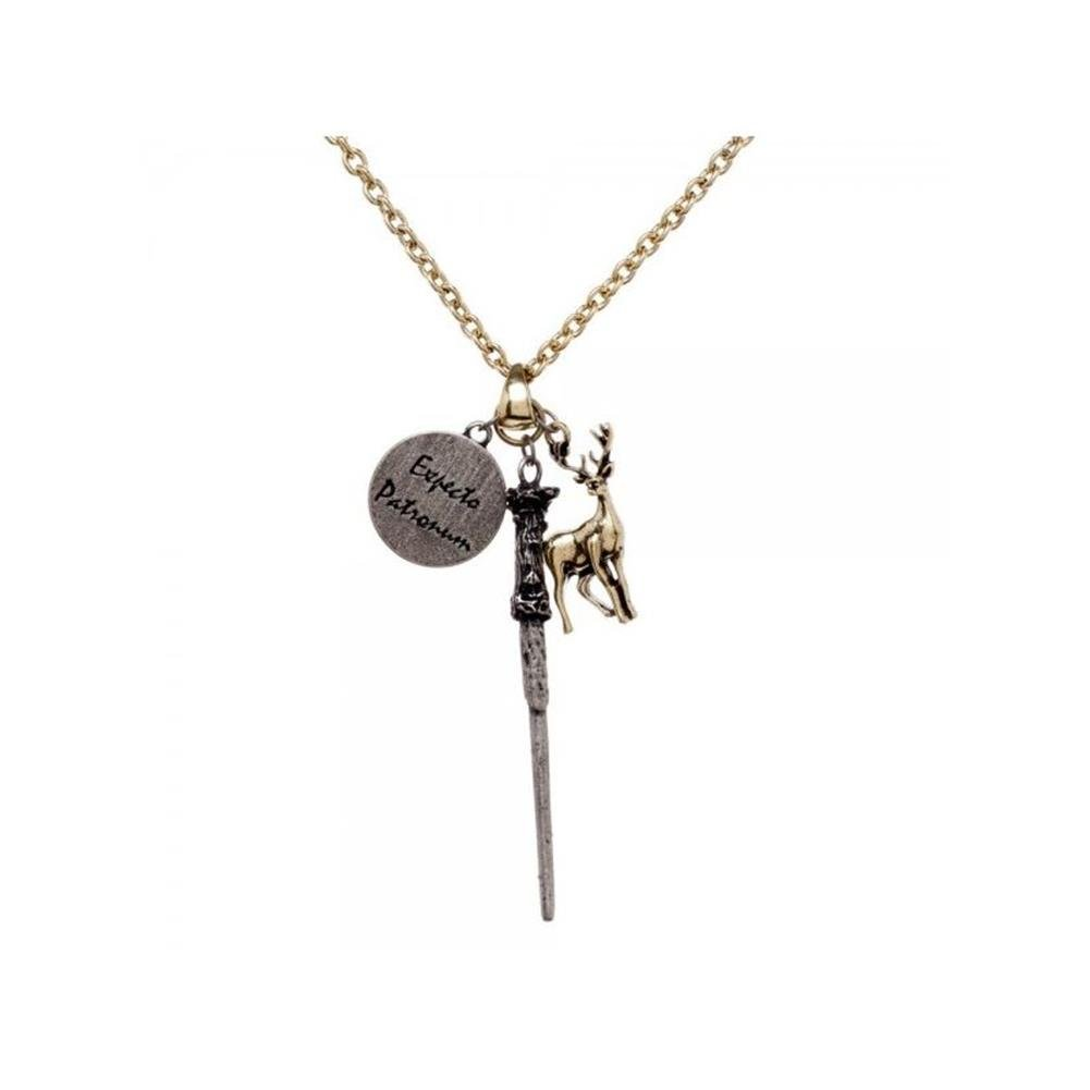 Harry Potter Charm Necklace w/Gift Box by Superheroes Brand