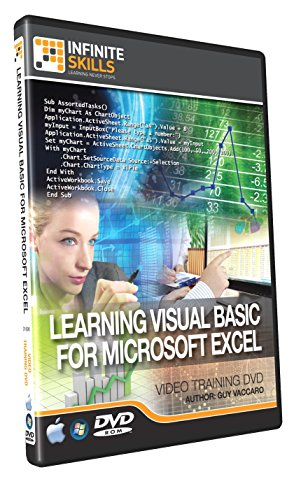 Learning Visual Basic Microsoft Excel product image