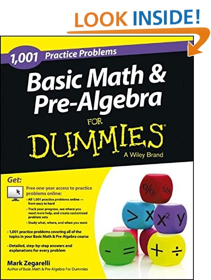 Algebra 1 Book Answers: Amazon.com