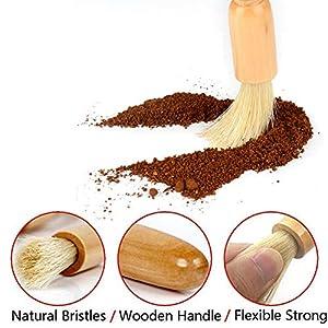 BagTu Wood Coffee Brush