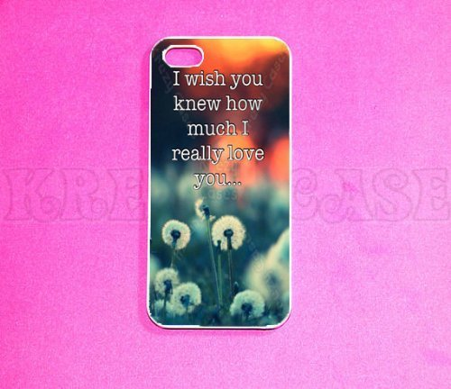 Cute Love Quote Iphone 5 Case