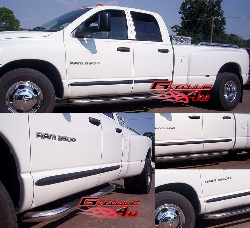 Bestop Powerboard Automatic Running Boards For Dodge Ram: Running Boards - Side Steps For Dodge 1500 2002-2008