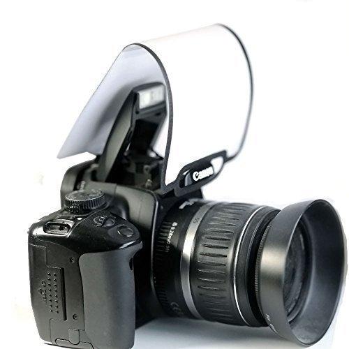 4 opinioni per Junelio Diffusore Universale integrata flash per Canon Nikon Pentax