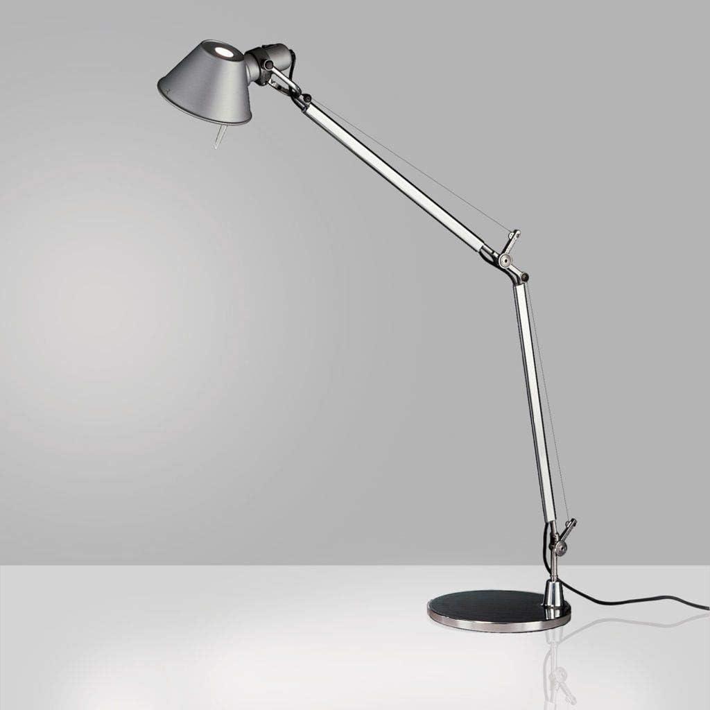 Artemide Tolomeo Table Lamp With Base Mini Aluminum Amazon Com