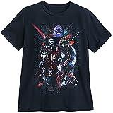 Marvel Avengers: Infinity War T-Shirt for Men Size Mens XXL Black