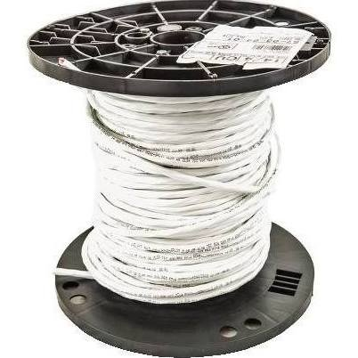 Southwire 14/4 CL3R Shielded Thermostat Cable (250 ft Spool)