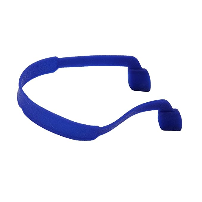 7e5ef07a5bf7 Imported Silicone Eyeglasses Strap Glasses Sunglasses Sports Band Cord  Holder for Children- Blue  Amazon.in  Clothing   Accessories