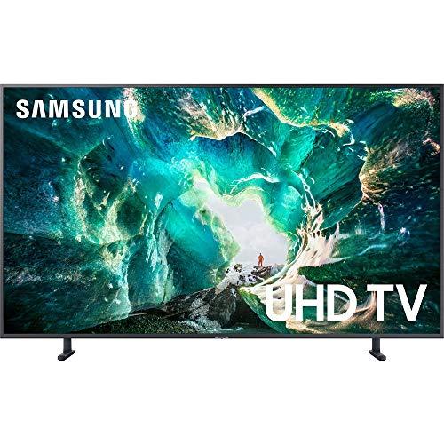 Samsung UN55RU8000 55″ (3840 x 2160) Smart 4k Ultra High Definition TV (2019) – (Renewed)